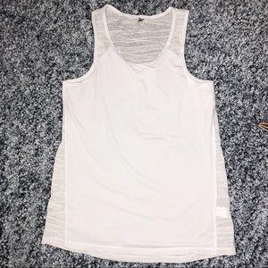 VS Sport | White Tank Top Sportswear
